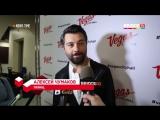 Видеоотчет о концерте Алексея Чумакова в Vegas City Hall (NEWS TIME на BRIDGE TV)