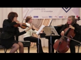 Шандор Дории - Трио для скрипки,виолончели и фортепиано(I,II части)