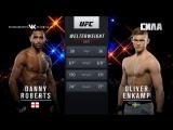 Fight Night London Danny Roberts vs Oliver Enkamp