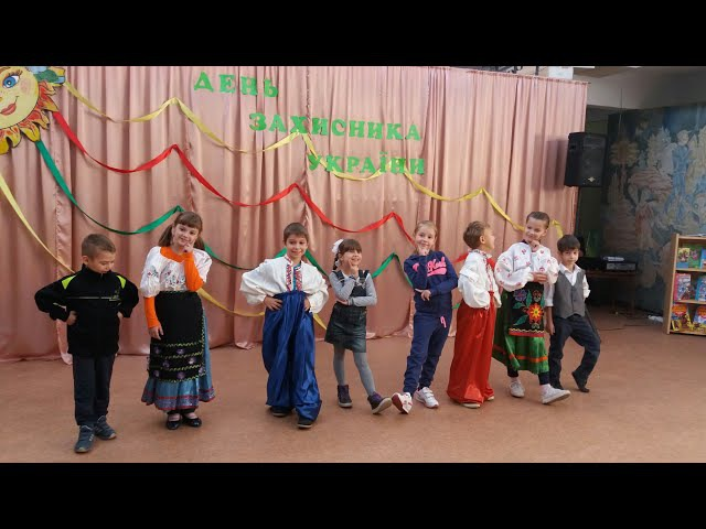 День козацтва в Ізмаїльскій дитячій бібліотеці Defender of Ukraine Day
