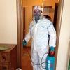Обработка - дезинфекция - клопы - тараканы
