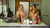 Nude Muse Cooking S07E01 Scarlett-Morgan and Venus-Rose Preview