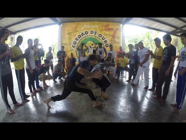 Capoeirando 2018. Roda do Mestre Canguru. Parte 6