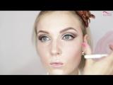 Verastudio урок № 13 Вечерний классический макияж со стрелками