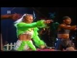 DJ Sammy Feat. Carisma You're My Angel 1996 (Live)