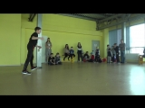 Артем (Mainstream) VS Андрей (Афина) SpinUp Battle 2018 1st round