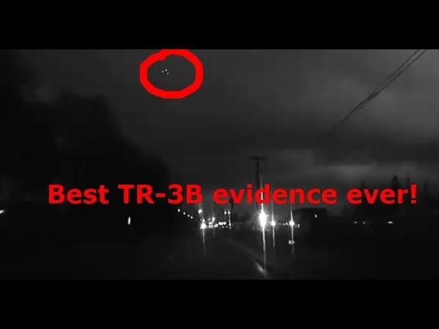 Сверхсекретный американский самолёт попал на видеокамеру