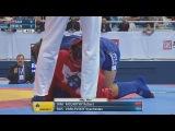 World Sambo Championships: Vyacheslav Vasilevskiy (RUS) - Mccartnhy Robert (JAM)