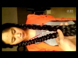 very long hair style daily