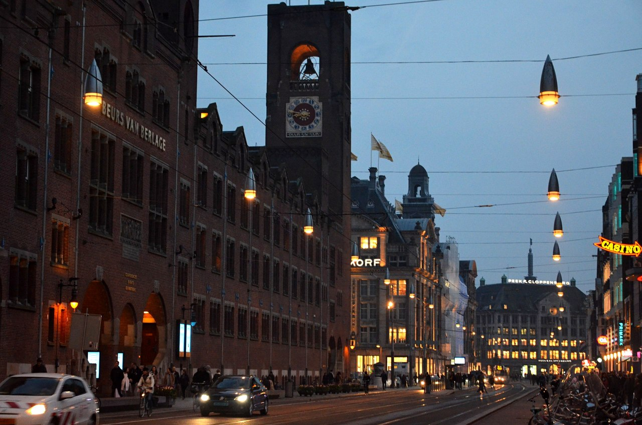 b62Ba5_sywY Амстердам достопримечательности.