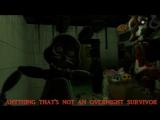 [SFM/FNAF/Music] - Five Nights At Freddys 3 Rap -