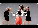 1Million dance studio 16 Shots - Stefflon Don / Minyoung Park Choreography