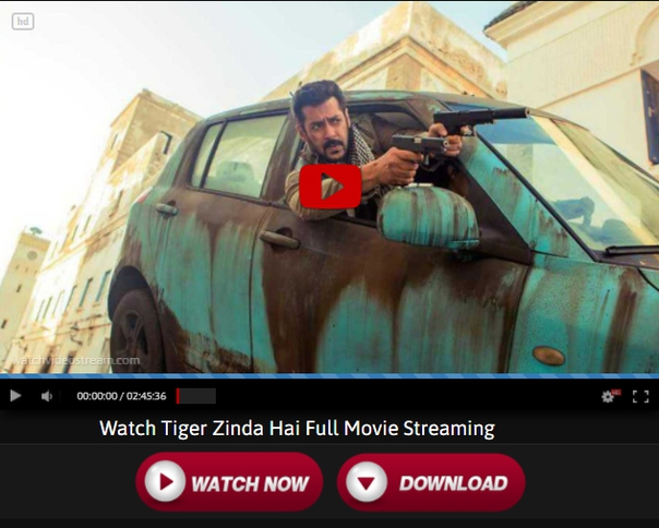 Watch Tiger Zinda Hai Online Free - YIFY