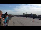 Drag Race: ВАЗ 2101 VS Hyundai, Копейдос Василия еще на 2-х горизонтальных карбах Solex
