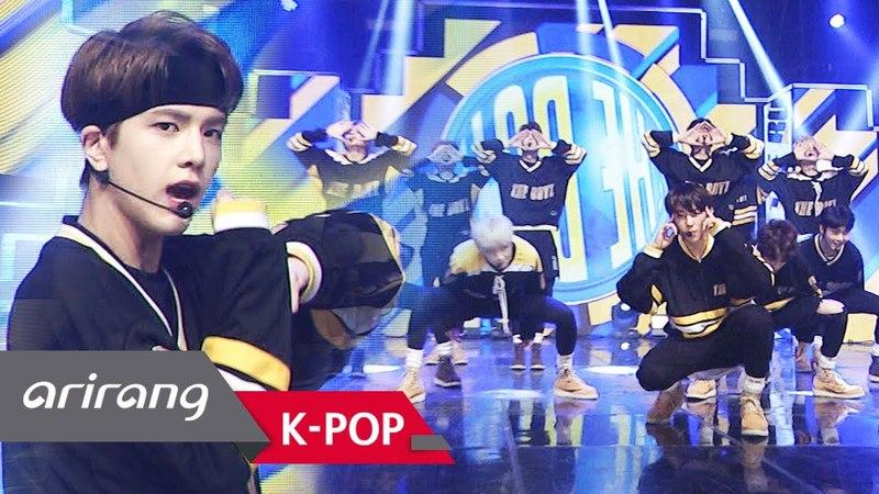 [Simply K-Pop] THE BOYZ(더보이즈) _ Giddy Up _ Ep.308 _ 042018