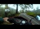 Путешествие по Шри-Ланке на байке, покатушки возле плато Хортон Плейнс