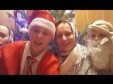 Поздравление с Рождеством от семьи Литвиновых