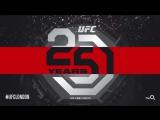 Promo UFC Fight Night 127 Volkov vs Werdum in London