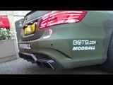 CAMO BRABUS E850 LOUD SOUND !!