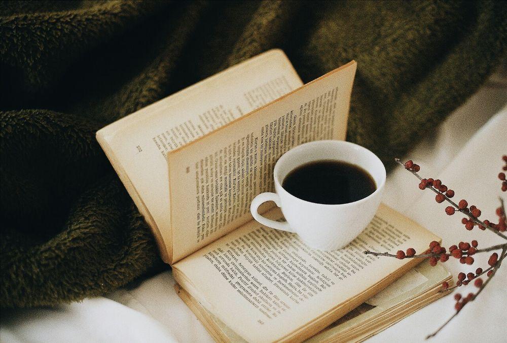 картинки кофе с книжкой связи ростом националистических
