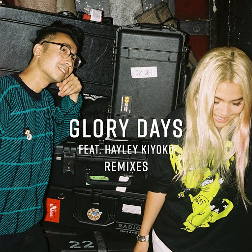 Sweater Beats альбом Glory Days (feat. Hayley Kiyoko) [Remixes]