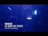 65DaysOfStatic Live @ Erarta
