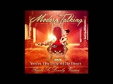 Modern Talking - You're the Lady Of My Heart Paula Lonely So Lonely Version (mixed by Manaev)
