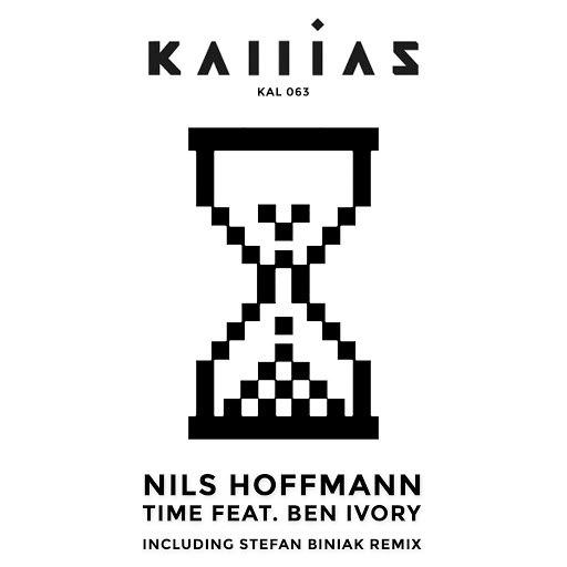 nils hoffmann альбом Time (feat. Ben Ivory)