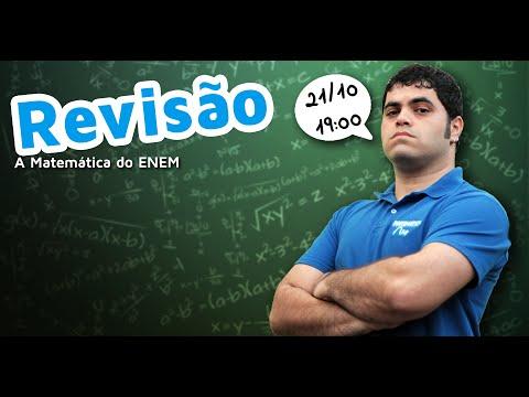 Revisão de Matemática para o ENEM parte 1 de 2