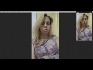 Отзыв о программе Любознайки Анастасии, ребенку 6 лет. Запись с экрана через скайп.