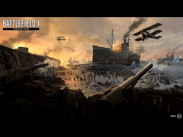 Battlefield 1 Soundtrack: Turning Tides End of Round Theme Extended