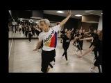 Ильдар Гайнутдинов, мастер-класс солиста театра танца TODES в Обнинске, 12.02.2018