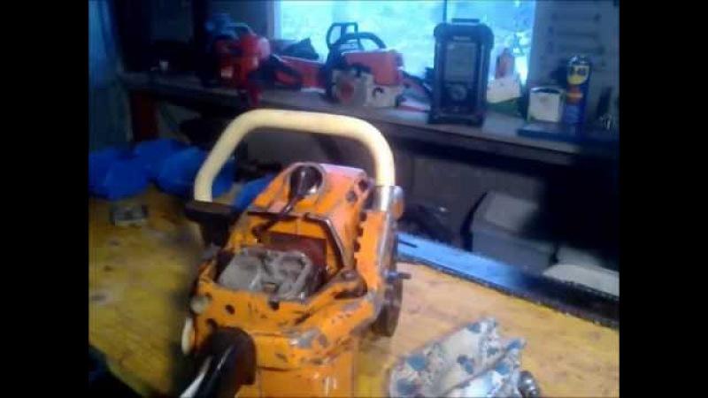 ZID TAJGA 245 carb cleaning / láncfűrész karburátor szétszerelése,tisztítása.