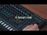 Roland TR-8S Rhythm Performer Drum Machine Demo - All Sounds, No Talking