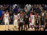 Chris Paul, Blake Griffin, Mike D'Antoni - Skirmish LA Clippers vs Rockets