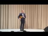 Преподаватель по классу балалайки и оркестра ДМШ № 2 Валерий Калинин