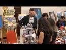 В Астане открылась экспозиция казахского прикладного искусства посвященная предстоящей международной выставке в Пекине