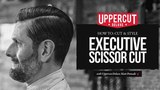 Haircut Tutorial How To Cut and Style an Executive Scissor Cut UPPERCUT DELUXE Matt Pomade