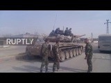 Syria: SAA regains 25 percent of Eastern Ghouta - reports