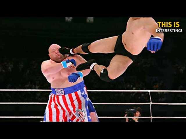 This is the most dangerous fighter - BUTTERBEAN | TOP 5 Best Knockouts by Eric Esch