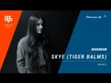SKYE (TIGER BLAMS) Megapolis 89.5 fm [ basics ] @ Pioneer DJ TV   Moscow