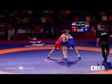 Чемпионат Европы. Греко-римская борьба. Surkov vs Aslanyan. Четвертьфинал