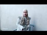Tour the Game of Thrones Set with Emilia Clarke