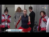 Alina Zagitova goes to take gold · #coub, #коуб