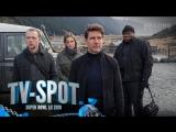 ENG | ТВ-Спот: «Миссия невыполнима: Последствия» / «Mission: Impossible - Fallout», 2018 | SB18