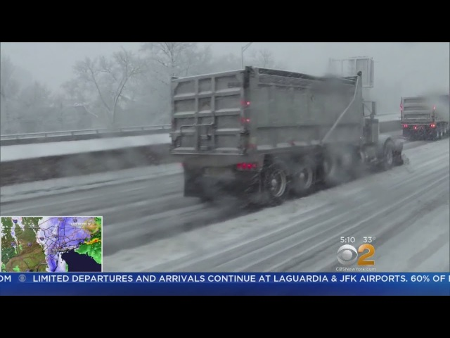 Road Conditions Getting Worse In New Jersey