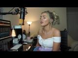 Вокальный кавер песни Dani & Lizzy - Dancing In The Sky от талантливой Samantha Harvey Cover ?