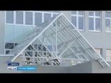 Строительство школы в «Тюменской слободе»
