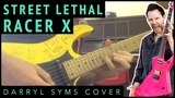 Darryl Syms - Street Lethal (Racer X) (Paul Gilbert) Solo