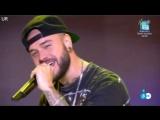 Jose De Rico, Adrian Rodriguez, Ayman - De Chanel (Live)